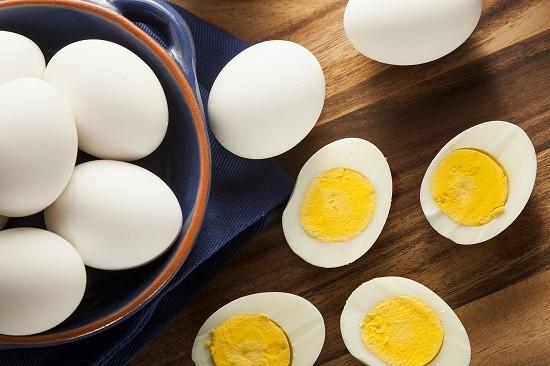 Peel Boiled Eggs Perfectly